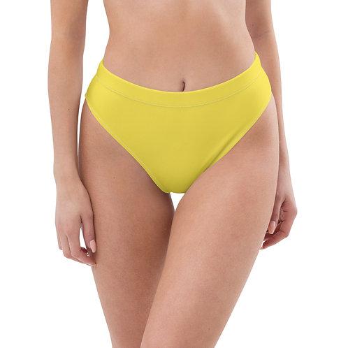 LD Ladera Collection Recycled high-waisted bikini bottom