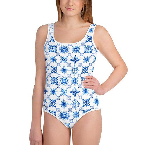 Ld Azzurra Youth Swimsuit