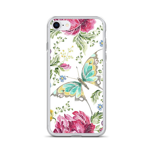 LD Farfalle iPhone Case