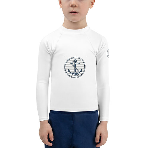 "LD ""RJ Collection"" Kids Rash Guard"