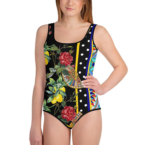 LD Ladera Collection  Youth Swimsuit