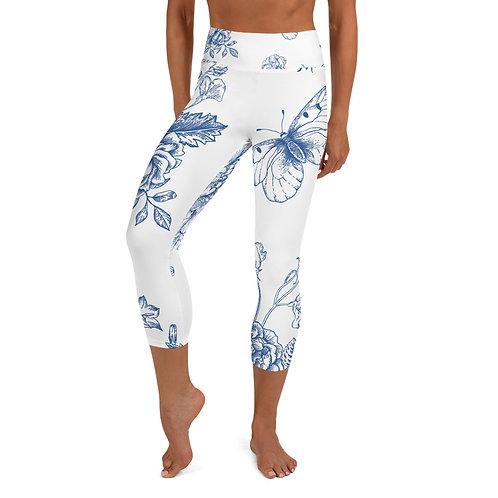 LD Giada Yoga Capri Leggings