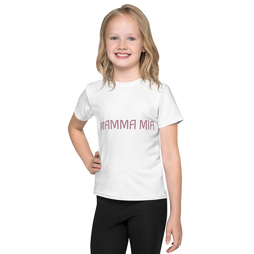 LD Mamma Mia Kids crew neck t-shirt