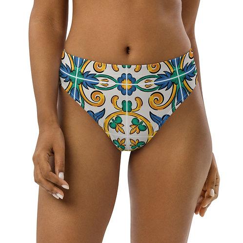 LD L'Estate Recycled high-waisted bikini bottom