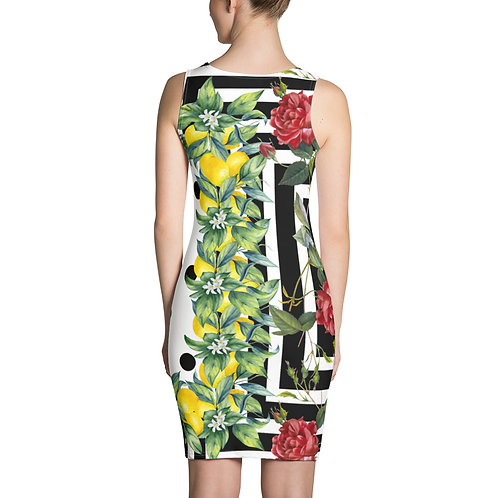 LD Ladera Collection  Cut & Sew Dress