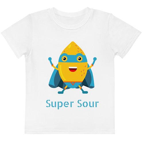 LD RJ Super Sour Kids crew neck t-shirt