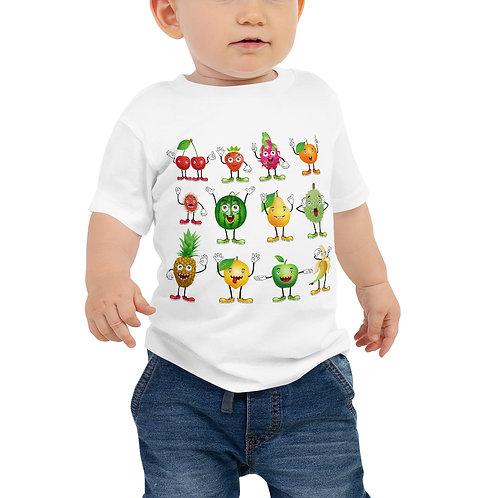 LD Tutti Frutti Baby Jersey Short Sleeve Tee