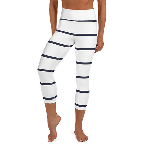 LD Nave Yoga Capri Leggings