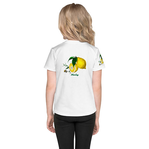 LD Logo Kids crew neck t-shirt