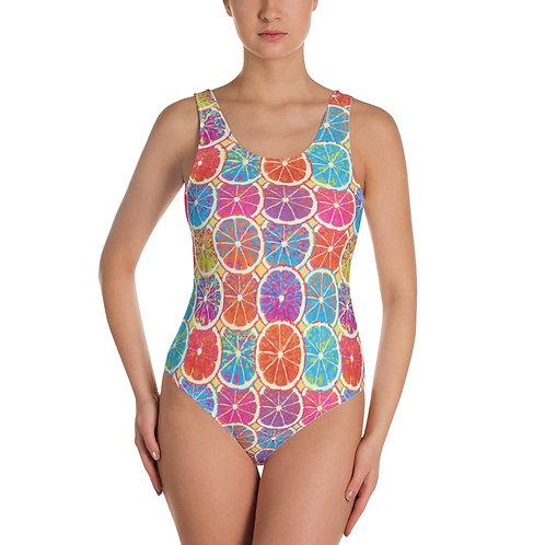 LD Positano One-Piece Swimsuit