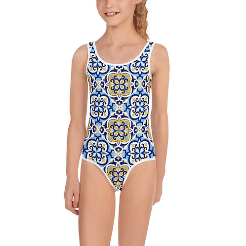 LD Portugal Kids Swimsuit
