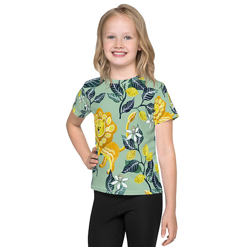 LD Leona Collection Kids crew neck t-shirt