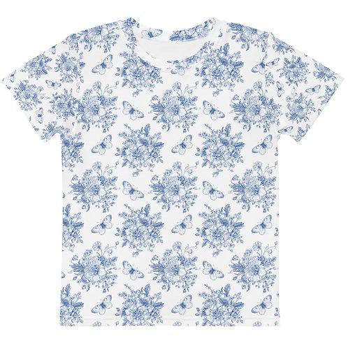 LD Giada Kids crew neck t-shirt