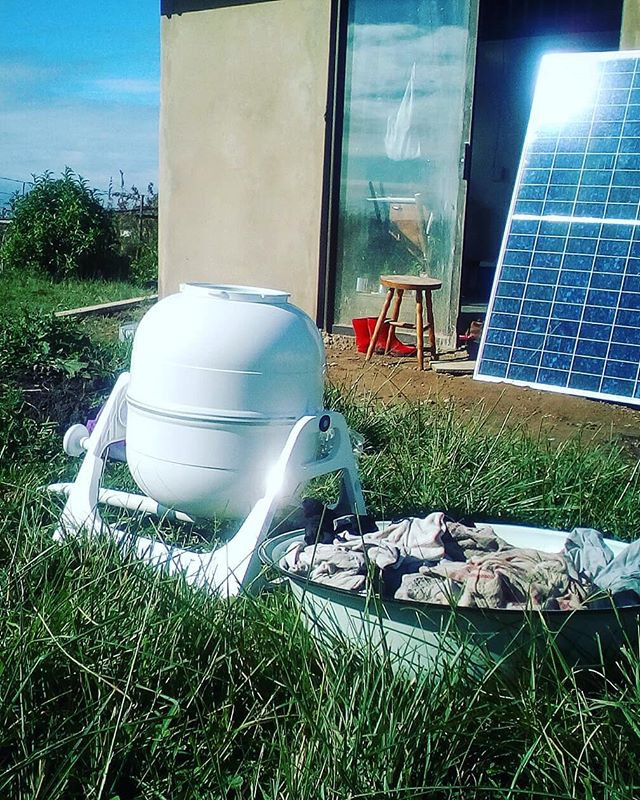 Our #offgrid #laundry ...jpg