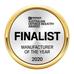 Finalist for Manufacturer of the Year 2020