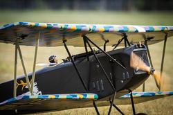 Fokker D.VII WWI Biplane