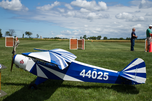 Northern Aces Quarter-Scale Cub