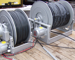 Deep Set Hose and Cable Reels