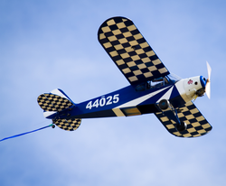 Northern Aces Cub In Flight