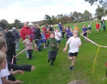 South Derbyshire Inter-School Cross Country Competition