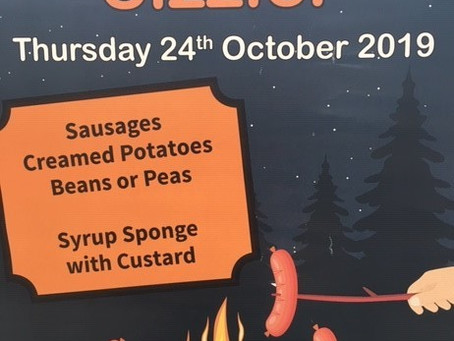 It's Sausage Sizzler time again!
