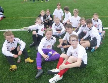 Year 5 and 6 Football Tournament