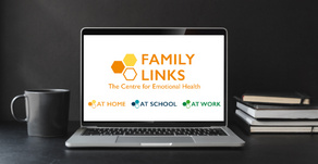 Family Links training: now online