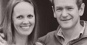 """Why we support Family Links"" - Hannah & Alexander Armstrong, Patrons"