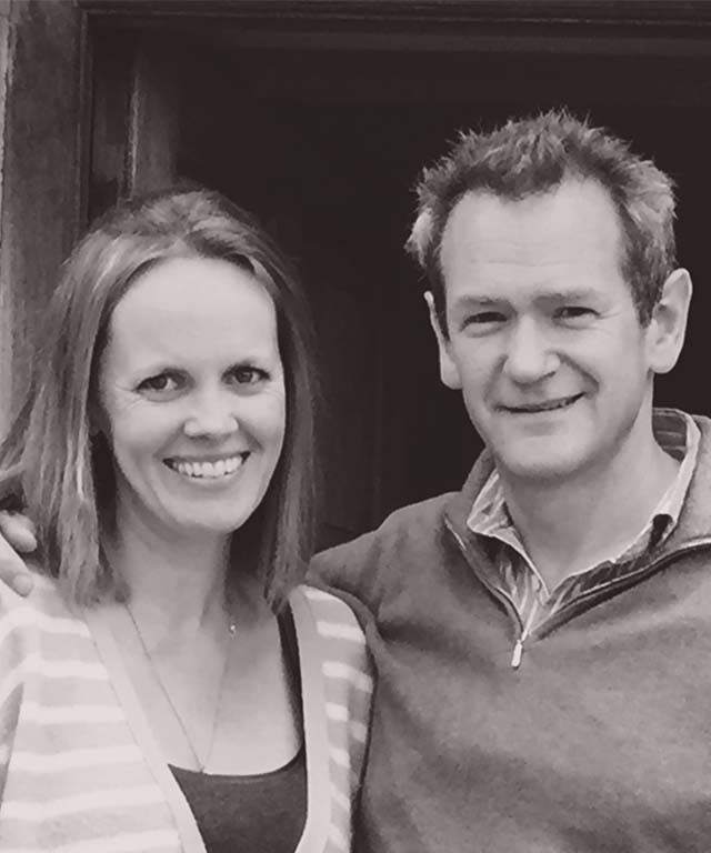 Hannah and Alexander Armstrong, Family Links patrons