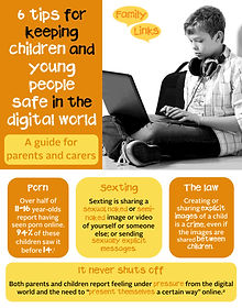 6 tips for internet safety page