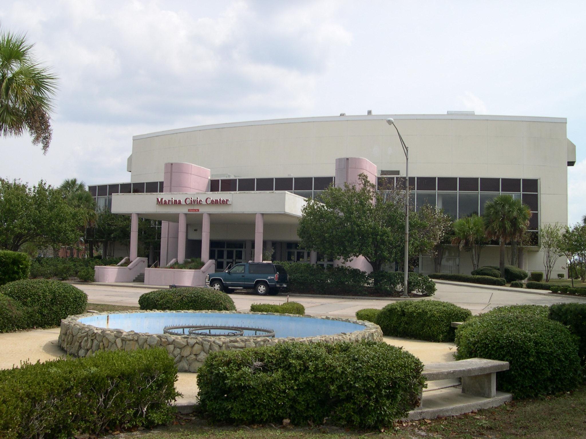 Mariana Civic Center, Panama City, Fl_