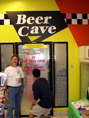 Beer cave_