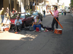 Street band New Orleans_