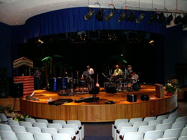 Emerald Coast Theatre, Ft