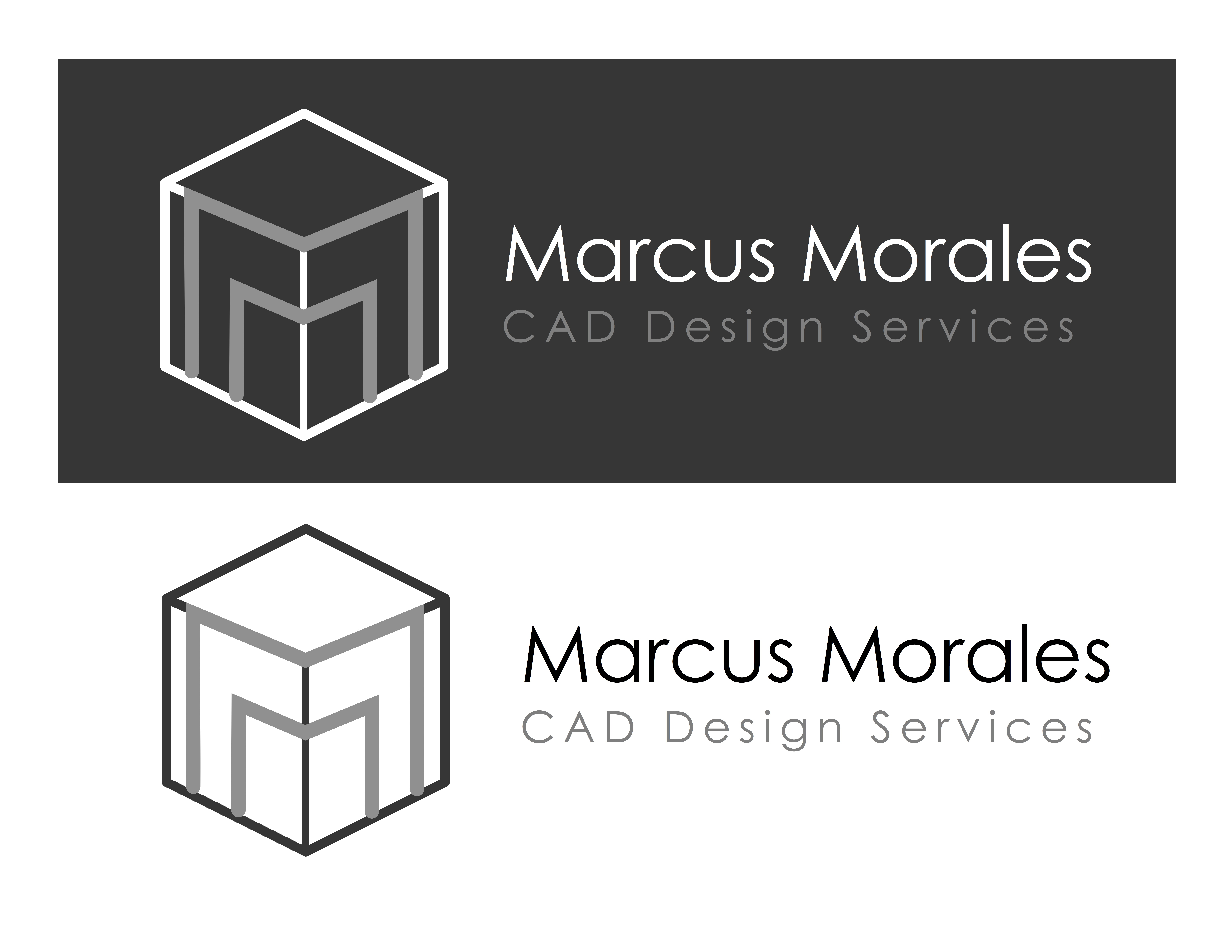 Marcus Morales Logo Option A