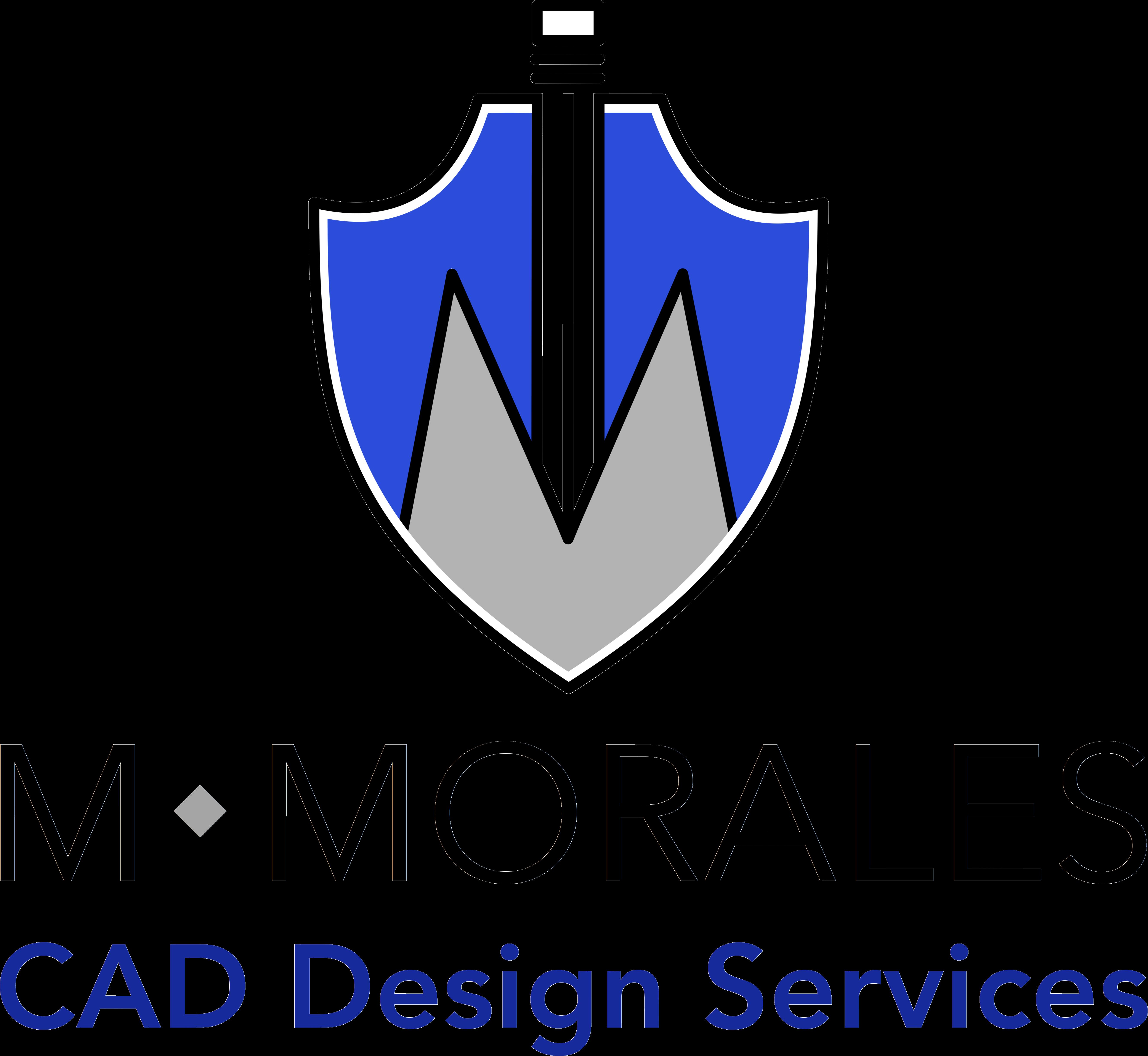Marcus Morales CAD Services Logo