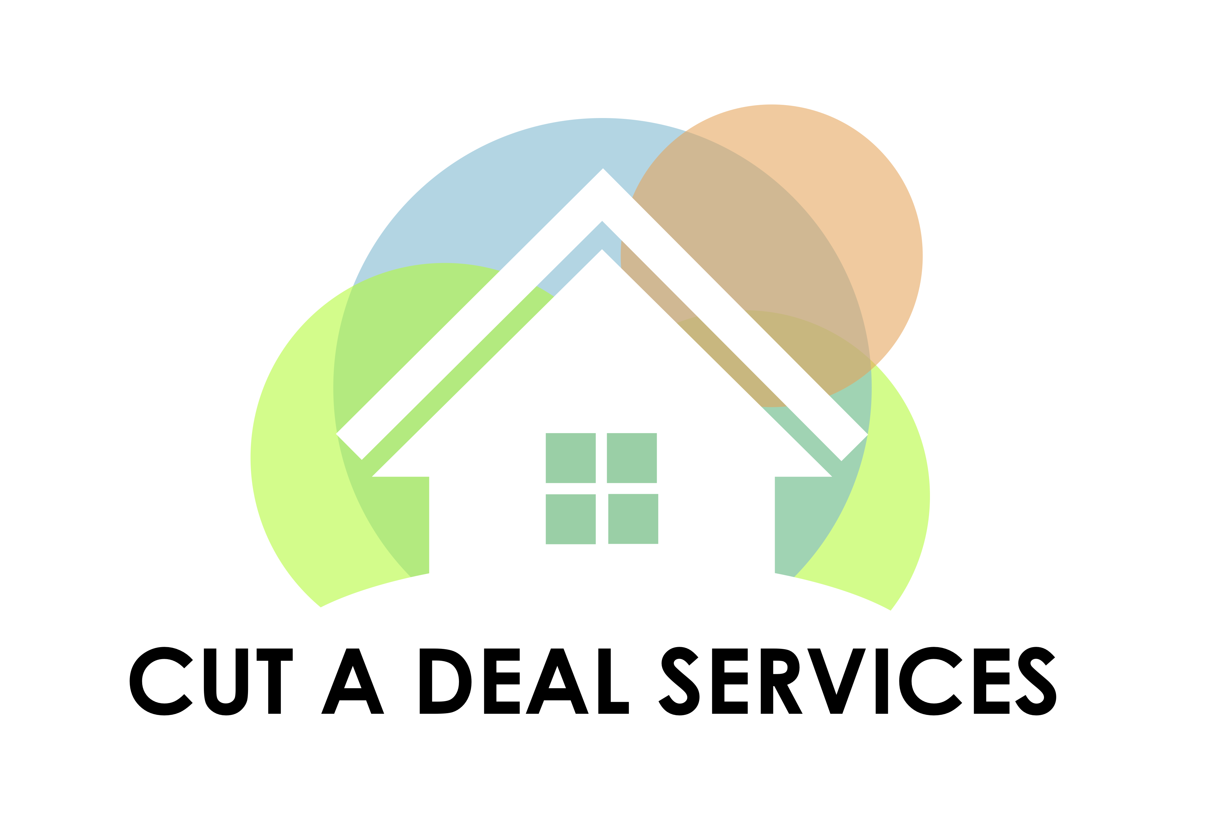 Cut a Deal Logo Mock Up A