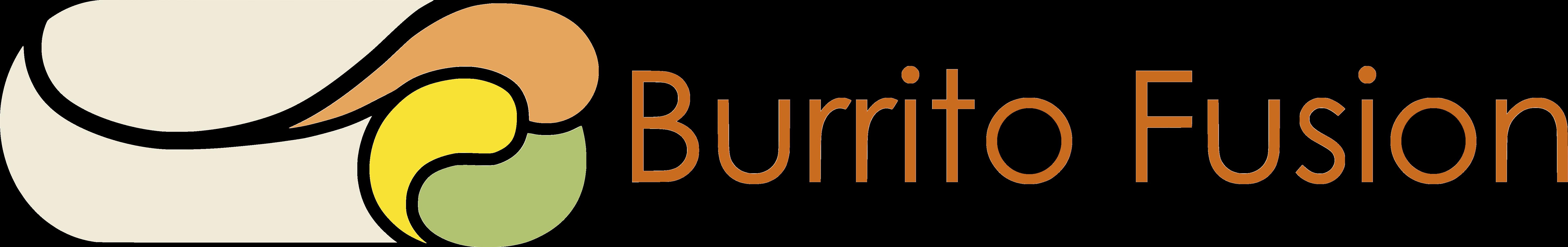 Burrito Fusion Logo Option A