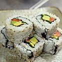 Californias rolls végétariens