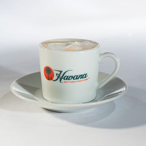 Medium Coffee Cup with Plate
