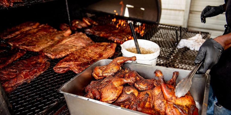 Saturday BBQ