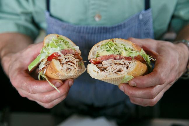 buccan sandwich shop