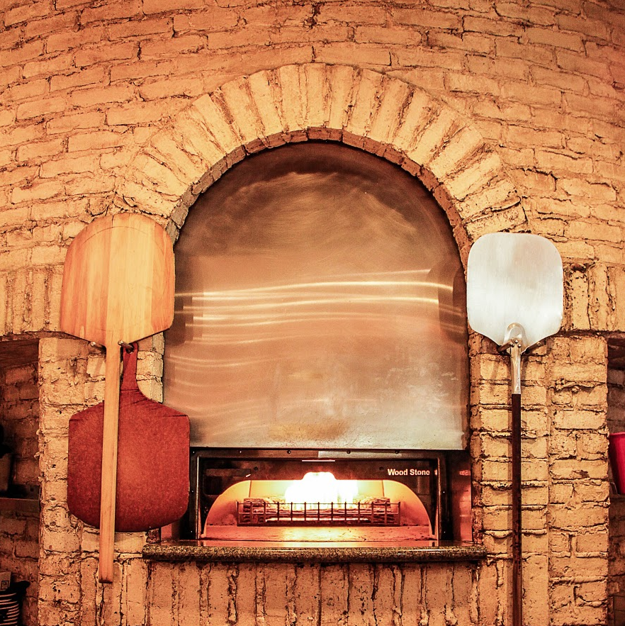 City Cellar Pizza Oven