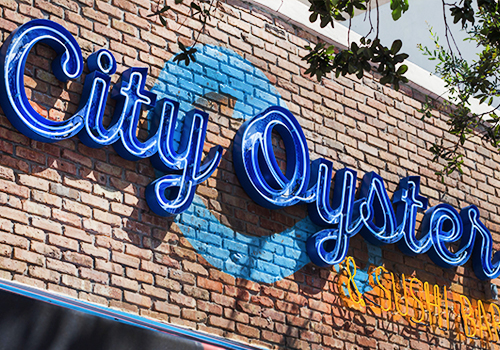 city oyster