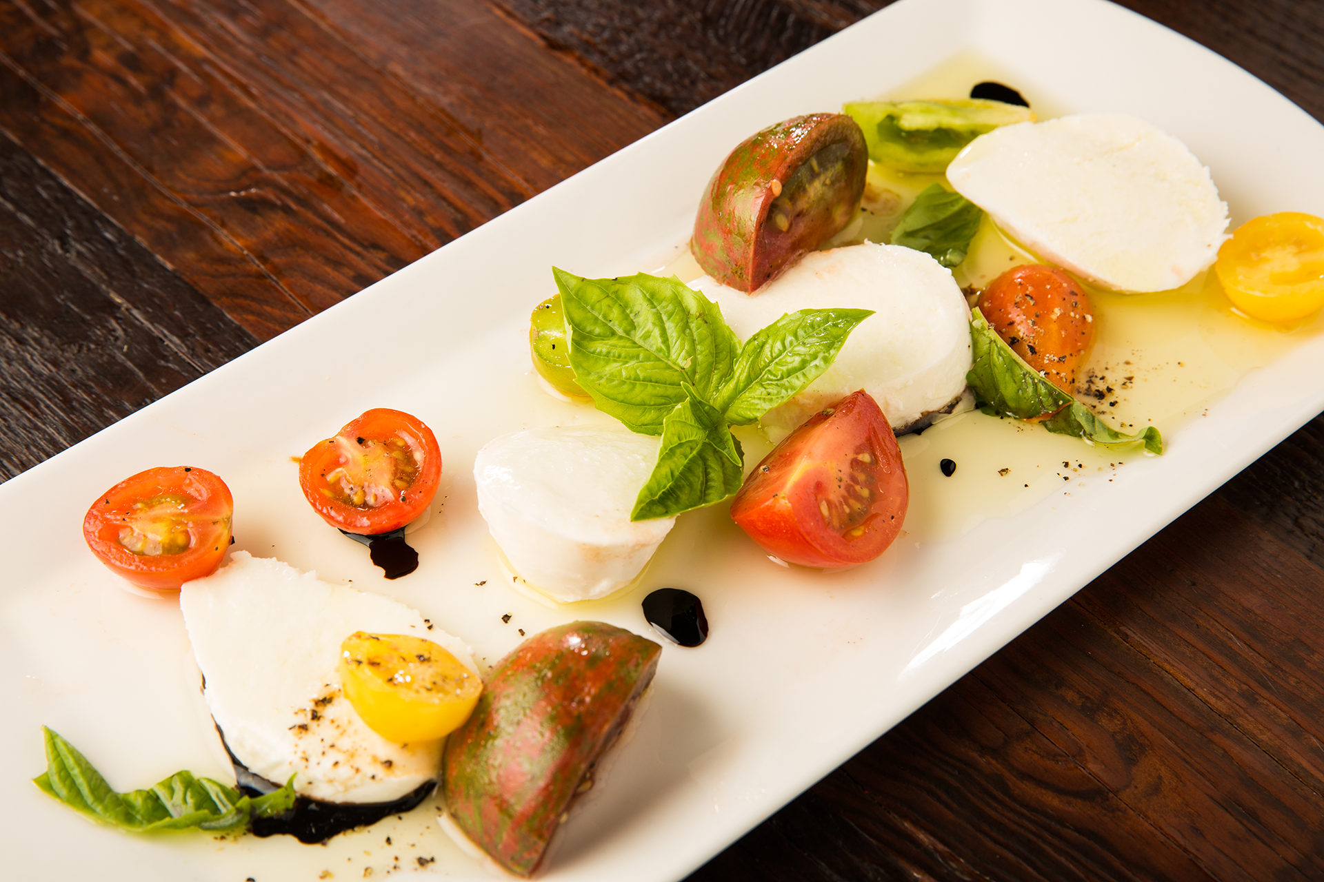 Mozzarella Cheese, Tomato Appetizer