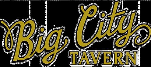 Big City Tavern Logo