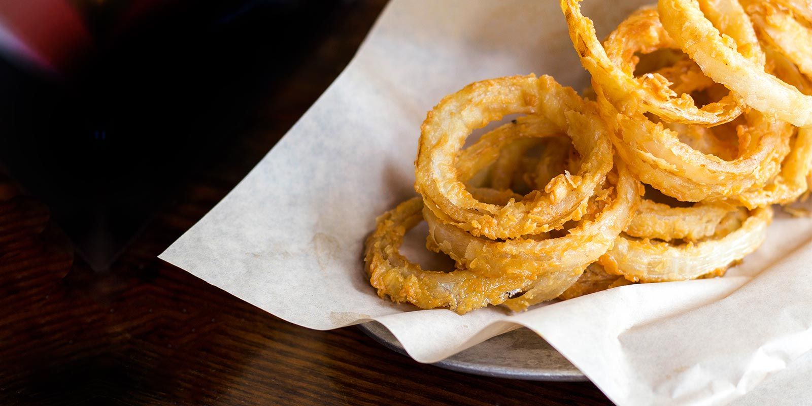 Crispy Onion Rings Side Order