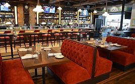 Louie Bossi's Dining Area
