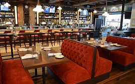 Louie Bossi's Dining Area