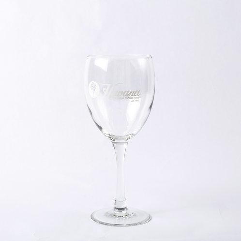 Havana Wine Glass